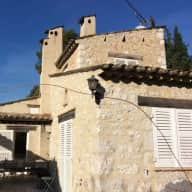 Lovely House & Dog in Beautiful St Paul de Vence, France