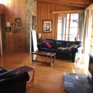 2 adorable dogs and cottage on 5 acres
