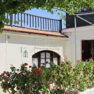 Traditional village house in the foothills of the Troodos Mountains