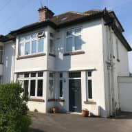 4 bed Family Home, Redland, Bristol with two dogs and two cats.