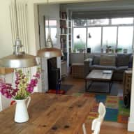 Beautiful London (zone 2) house five minutes from the station with one lovely cat
