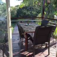 Cottage with sweeping views to Tamborine Mountain