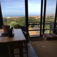 A quiet retreat & lovely dog - Amazing views over the sea and south downs