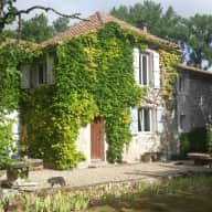 Picturesque 18th century mill in the Charente, south-west France needs a non-smoker to look after and feed its two cats [semi-feral but friendly], which are not allowed in the house due to husband's allergies