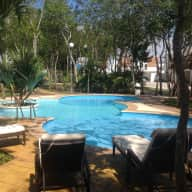 Enjoy a lovely home and canine companion in the beautiful Playa del Carmen, Quintana Roo, Mexico