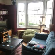 Cosy flat in Leyton with two friendly kitties
