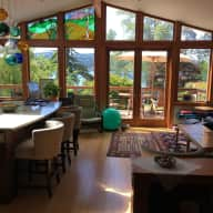 Lakefront Home and 1 Sweet Cat in Beautiful Bellingham Washington