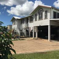 Majestic old Queenslander, close to town, walking distance, need house to be keep clean and animals looked after, plants watered etc. internet is provided