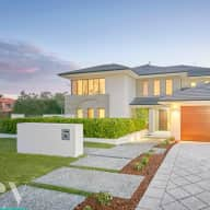 Beautiful family home located between the ocean and the Swan River in Perth, WA.