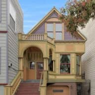 Loving kitty and large home in Duboce Triangle