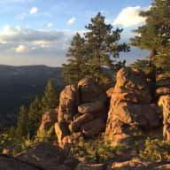 Springtime in Indian Hills, Colorado