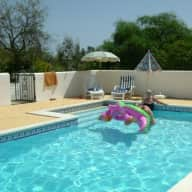 House sitter and garden care in Algarve, Portugal.  Flexible dates