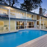 Large Newport home overlooking beautiful Pittwater on Sydney's Northern Beaches