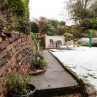 Cat sit in a comfortable Garden Apartment in Bournemouth