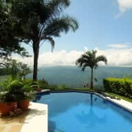 Large, private, tropical home and cottage needs  a house-sitter and plant waterer:) Great location in Costa Rica!