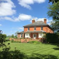 Country House, Two Labradors, Swimming Pool, Tennis Court, Hartley Wintney