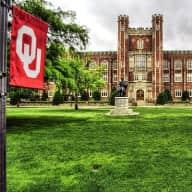 Historic Property - Campus of OU - Oklahoma University