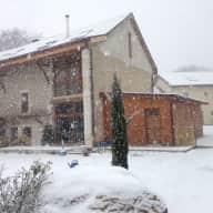 Do you ski?  Like French food?  Easy care pets with a fabulous warm house.