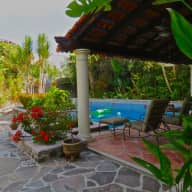House and pool in Ajijic, a charming and artistic town