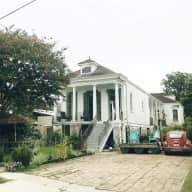 New Orleans Home on Bayou St. John, 2 miles from the French Quarter