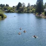 Beautiful Lake Cowichan, B.C.