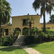Villa in Estepona, Southern Spain, Private Pool and Gardens