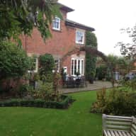Pet and house sitter required for a month February 2014 in village near Newark on Trent