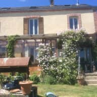 House in Creuse, Limousin, Central France
