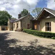 Woodland retreat in Northumberland for country loving folk!
