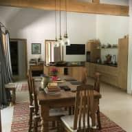 Modern living in rural south west france