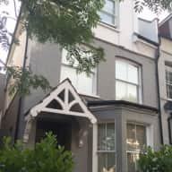 Lovely house and lovely dog in London need looking after.