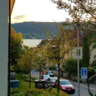 Lake View in Zürich - 2br/1ba