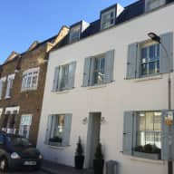 House & cat sitter wanted for duration of the summer holidays in West London Mews