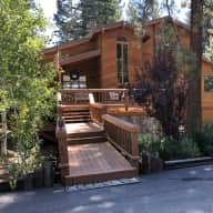 3 WONDERFUL PUPPIES IN A BEAUTIFUL HOME AT LAKE TAHOE, NEVADA