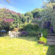 Looking for a sitter  in our lovely home in the South Downs