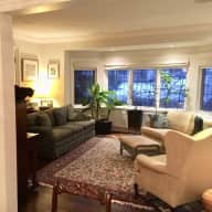 Lovely ravine-side home and 1 cat in north Toronto - Dec 25  2018 (we depart mid-pm) to Jan 1