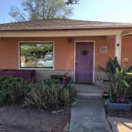 Comfortable, Colorful Family Home and Garden in Santa Cruz, a Laid-Back California Beach Community