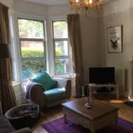 Pedro the Welsh Terrier - 1.5 bed flat with garden in East Dulwich, London