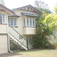 Beautiful Queenslander to live in and beautiful pets to take care of.