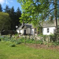 Braedownie Farm is an old farmhouse which we took on as a retirement project 5 years ago. Project is still on going!