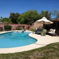 6 weeks in 4 bedroom Home in Phoenix with Pool, Mountain Views and Central location