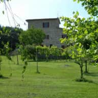 Farmhouse in Casentino, Tuscany, Italy with Alpacas, Dogs and Cat