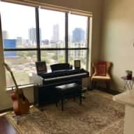 Retired Teacher in Upscale Downtown Austin Apartment needs Petsitter