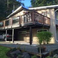 House near the beach in quaint, quiet Cordova Bay (Victoria) BC