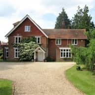 Family House Near Romsey Hampshire UK