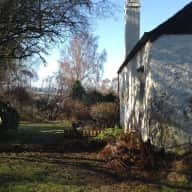 Scottish Highland cottage