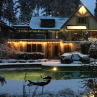 Big dog lovers required for picturesque West Vancouver home