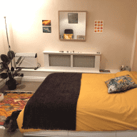 Stay in a cute flat in the heart of Camden with my chubby kitty!