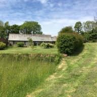Rural location near Lostwithiel Cornwall