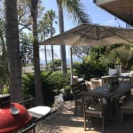 """Tropical Beach House in San Clemente, CA with """"The Great Gatsby"""""""